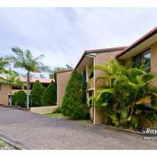 Rental info for What a find in Frenchville! in the Rockhampton area
