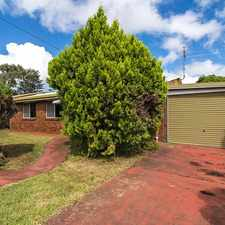 Rental info for Family Home in Wilsonton - With Original Character!! in the Toowoomba area