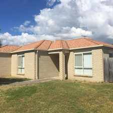 Rental info for Four Bedroom Family Home in the Brisbane area