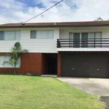 Rental info for Large Family Home Close To Town in the Budgewoi area