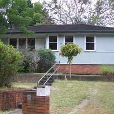 Rental info for APPLICATION APPROVED & DEPOSIT TAKEN in the North Ryde area