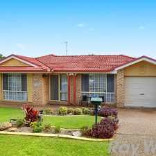 Rental info for Family Home in Good Street in the Central Coast area