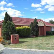 Rental info for Quiet Court in Moama in the Echuca area