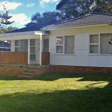 Rental info for Tidy Cottage, Lake Breezes in the Central Coast area