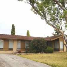 Rental info for Excellent location for this Large Family Home with 3 to 4 Bedrooms