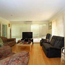 Rental info for Peaceful Location - New Carpet in the Melbourne area