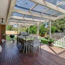 Rental info for A Taste of Stylish Comfort in the Melbourne area