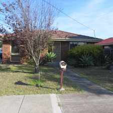 Rental info for WELL PRESENTED AND IN A QUIET COURT LOCATION in the Melbourne area