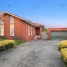 Rental info for PERFECT FAMILY HOME in the Mulgrave area