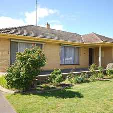 Rental info for Big Family Home in Alfredton in the Ballarat area