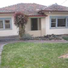 Rental info for UPDATED & LOW MAINTENANCE in the Oakleigh area