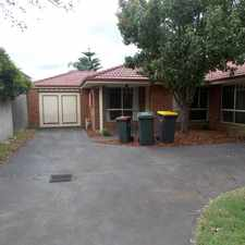 Rental info for MODERN AND VERY SPACIOUS WITH RENOVATIONS in the Melbourne area