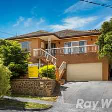 Rental info for Space, Storage and Loads of Living. in the Greensborough area