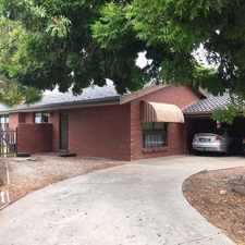 Rental info for Neat 4 Bedroom home in quiet location in the Mildura area
