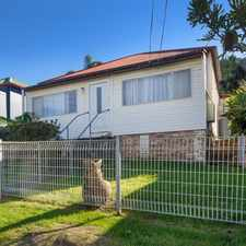 Rental info for Beachside Cottage in the Wollongong area