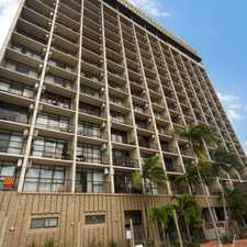 Rental info for Studio Apartment On Townsville's Spectacular Strand APPLICATION APPROVED in the North Ward area