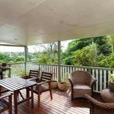 Rental info for ON TOP OF THE WORLD! in the Brisbane area