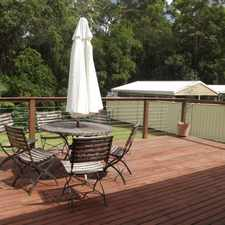 Rental info for LARGE BACK YARD AND PETS CONSIDERED in the Gold Coast area