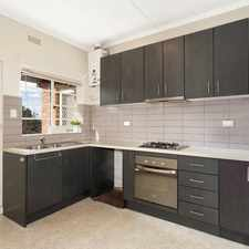 Rental info for Perfect Location in the St Kilda area