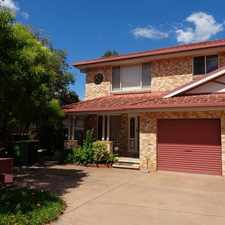 Rental info for RARE OPPORTUNITY in the Cessnock area
