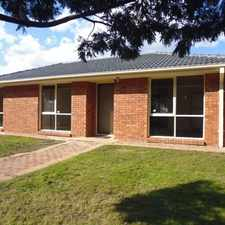 Rental info for 3 Bedroom Home in top notch location! in the Carrum Downs area