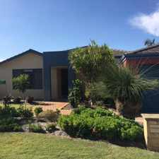 Rental info for BEAUTIFUL & GREEN!! in the Southern River area