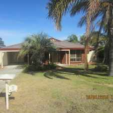 Rental info for Great Location!! in the Perth area