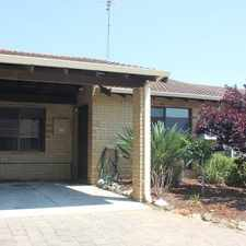 Rental info for WELL PRESENTED VILLA IN EXCELLENT LOCATION in the Joondanna area