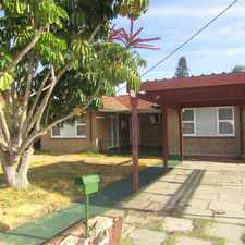 Rental info for Refurbished House with Pool!