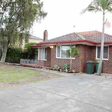 Rental info for 3 Bedroom House Near Middleton Park