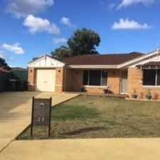 Rental info for SECOND CHANCE ! in the Perth area