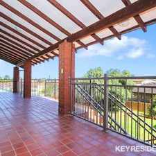 Rental info for 4 BEDROOMS / STUDY / FAMILYROOM /BIG FAMILY HOME