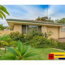 Rental info for HOME OPEN SUNDAY (17/9) 2-2:20pm