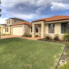 Rental info for FRESH NEW FEEL! 4 BEDROOM 2 BATHROOM in the Canning Vale area
