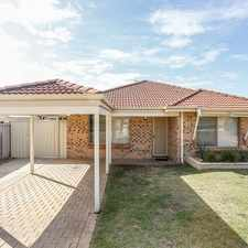 Rental info for This Home Has It All In A Neat Little Package in the Mindarie area