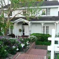 Rental info for QUALITY 5 X 3 SPACIOUS FAMILY HOME WITH BELOW GROUND SWIMMING POOL