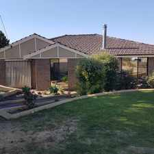 Rental info for FAMILY HOME WITH LARGE WORKSHOP in the Usher area