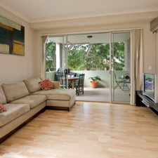 Rental info for MODERN OPEN PLAN UNIT! in the Sydney area