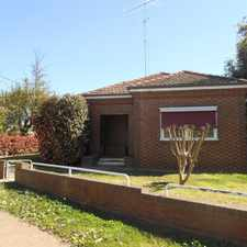 Rental info for Convenience of Central Living! in the Wagga Wagga area
