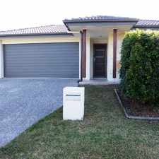 Rental info for Home in Ormeau Hills! Reduced Price! in the Gold Coast area
