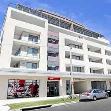 Rental info for LARGE TWO BEDROOM WITH HUGE BALCONY! CALL 0422 807 874