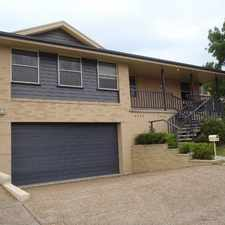 Rental info for Stunning Townhouse in North Tamworth in the Tamworth area