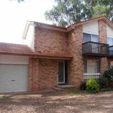 Rental info for GEM OF TWO BEDROOMS! in the Macquarie Links area