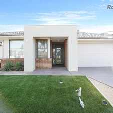 Rental info for Family Home - 3030 Estate in the Point Cook area