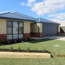 Rental info for YOU WILL LOVE THIS ONE !! in the Perth area