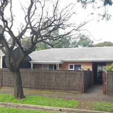 Rental info for Low Maintenance Living In A Sought After Location!! in the Adelaide area