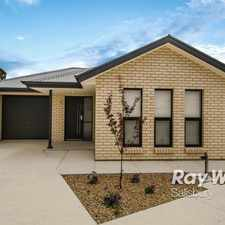 Rental info for You Will Just Love Living Here! in the Adelaide area