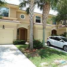 Rental info for 255 River Bluff Lane in the Royal Palm Beach area