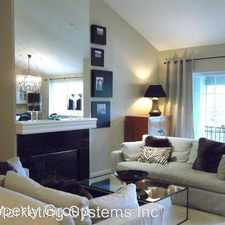 Rental info for 20 Willow Road #45