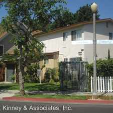 Rental info for 1259 N. LOMA VISTA DR. #9 in the Willmore City area